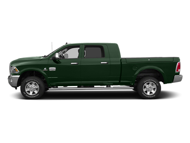 Timberline Green Pearl 2013 Ram Truck 2500 Pictures 2500 Mega Cab SLT 2WD photos side view