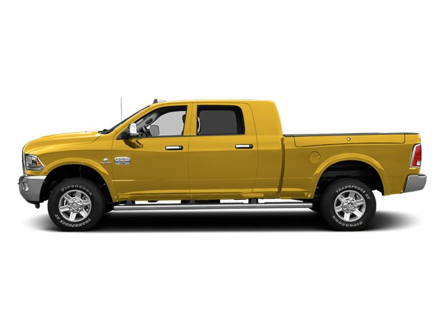 School Bus Yellow 2013 Ram Truck 2500 Pictures 2500 Mega Cab SLT 2WD photos side view