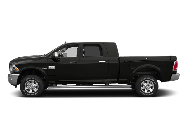 Black Gold Pearl 2013 Ram Truck 2500 Pictures 2500 Mega Cab SLT 2WD photos side view