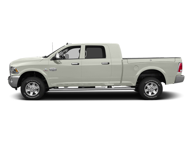Bright White 2013 Ram Truck 2500 Pictures 2500 Mega Cab Limited 4WD photos side view