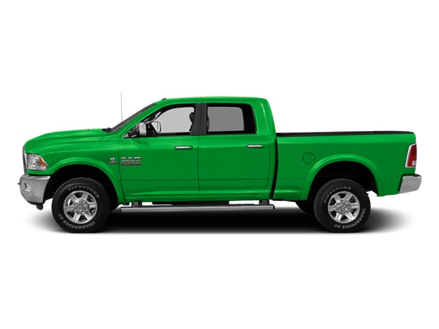 Hills Green 2013 Ram Truck 2500 Pictures 2500 Crew Cab SLT 4WD photos side view