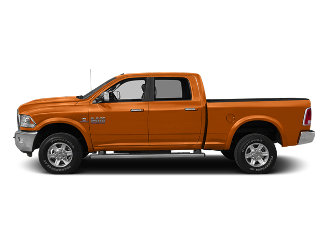 Omaha Orange 2013 Ram Truck 2500 Pictures 2500 Crew Cab Outdoorsman 4WD photos side view