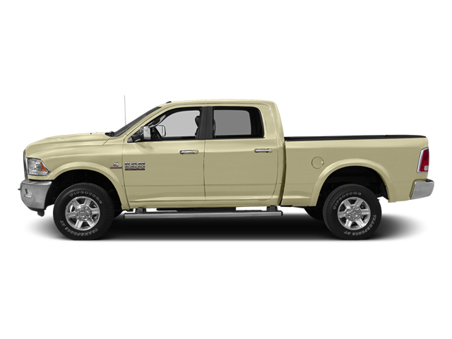 Light Cream 2013 Ram Truck 2500 Pictures 2500 Crew Cab Outdoorsman 4WD photos side view