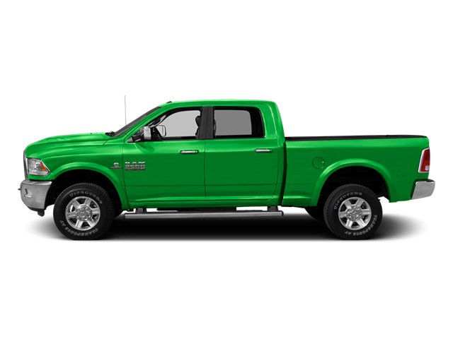 Bright Green 2013 Ram Truck 2500 Pictures 2500 Crew Cab SLT 4WD photos side view