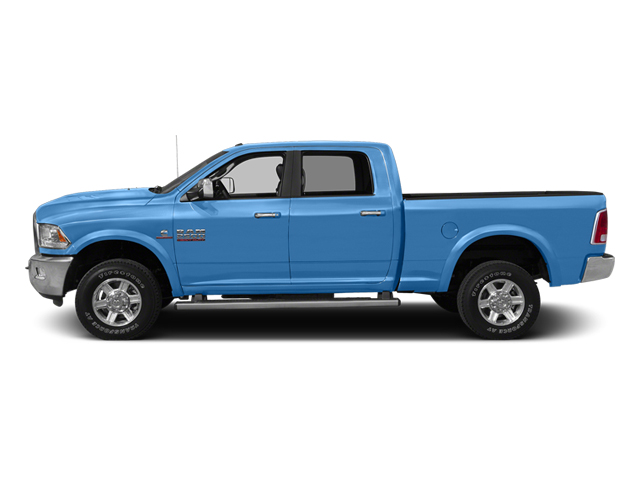Robin Egg Blue 2013 Ram Truck 2500 Pictures 2500 Crew Cab SLT 4WD photos side view