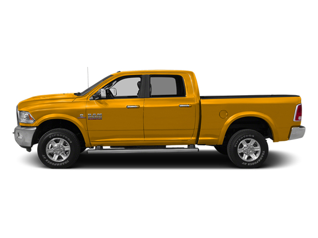 Case Construction Yellow 2013 Ram Truck 2500 Pictures 2500 Crew Cab Outdoorsman 4WD photos side view