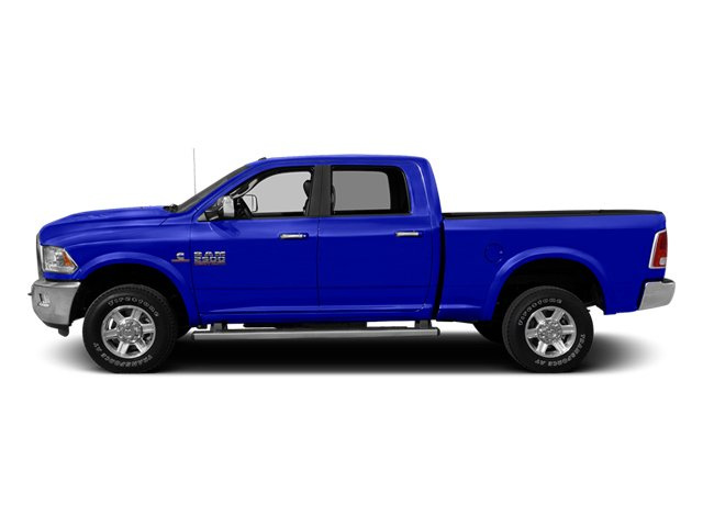 New Holland Blue 2013 Ram Truck 2500 Pictures 2500 Crew Cab Outdoorsman 4WD photos side view