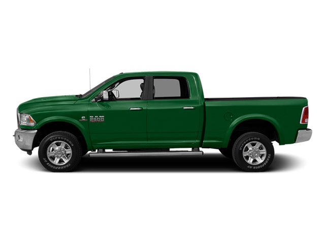 Tree Green 2013 Ram Truck 2500 Pictures 2500 Crew Cab SLT 4WD photos side view
