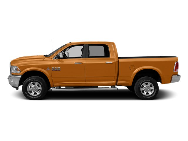 Case Power Tan 2013 Ram Truck 2500 Pictures 2500 Crew Cab SLT 4WD photos side view