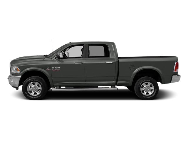 Mineral Gray Metallic 2013 Ram Truck 2500 Pictures 2500 Crew Cab SLT 4WD photos side view