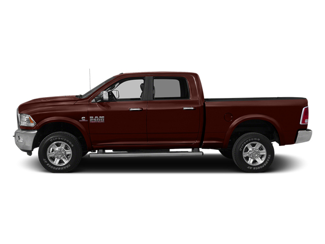 Western Brown 2013 Ram Truck 2500 Pictures 2500 Crew Cab Laramie 4WD photos side view