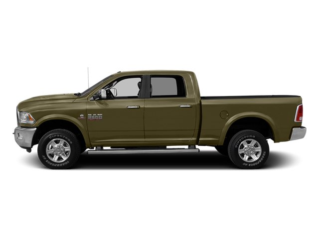 Prairie Pearl 2013 Ram Truck 2500 Pictures 2500 Crew Cab SLT 4WD photos side view