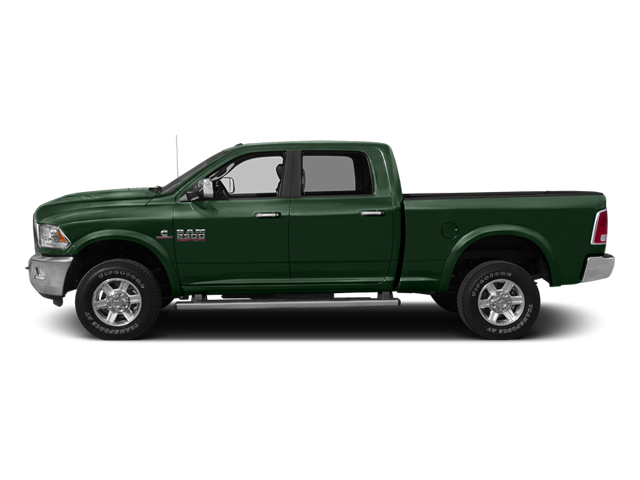 Timberline Green Pearl 2013 Ram Truck 2500 Pictures 2500 Crew Cab Outdoorsman 4WD photos side view