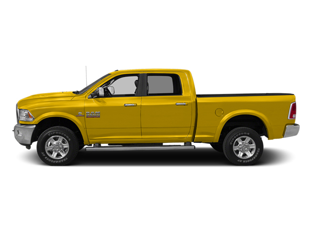 School Bus Yellow 2013 Ram Truck 2500 Pictures 2500 Crew Cab SLT 4WD photos side view