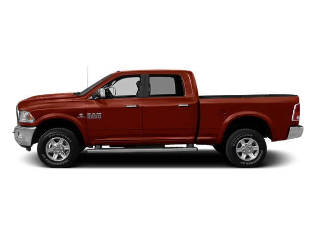 Copperhead Pearl 2013 Ram Truck 2500 Pictures 2500 Crew Cab SLT 4WD photos side view