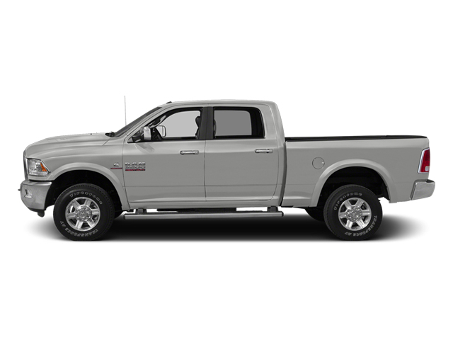 Bright Silver Metallic 2013 Ram Truck 2500 Pictures 2500 Crew Cab SLT 4WD photos side view