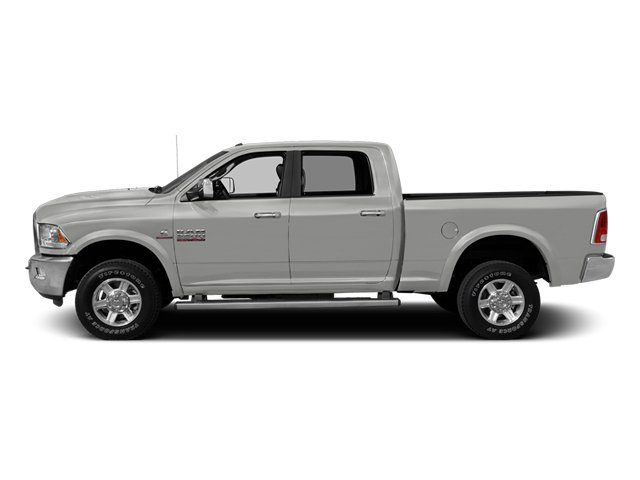 Bright Silver Metallic 2013 Ram Truck 2500 Pictures 2500 Crew Cab Laramie 4WD photos side view