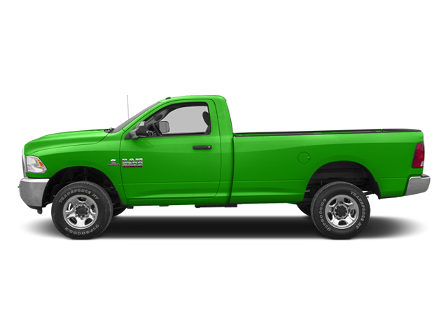 Hills Green 2013 Ram Truck 2500 Pictures 2500 Regular Cab SLT 4WD photos side view