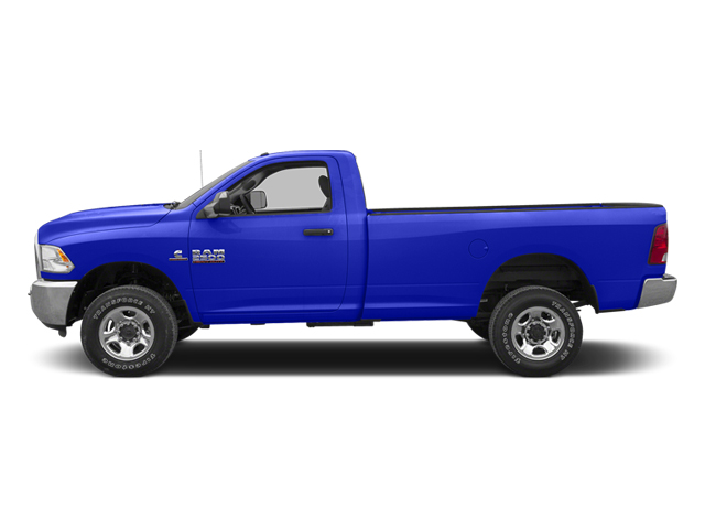 New Holland Blue 2013 Ram Truck 2500 Pictures 2500 Regular Cab SLT 4WD photos side view
