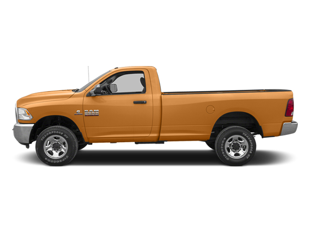 Case Power Tan 2013 Ram Truck 2500 Pictures 2500 Regular Cab SLT 4WD photos side view