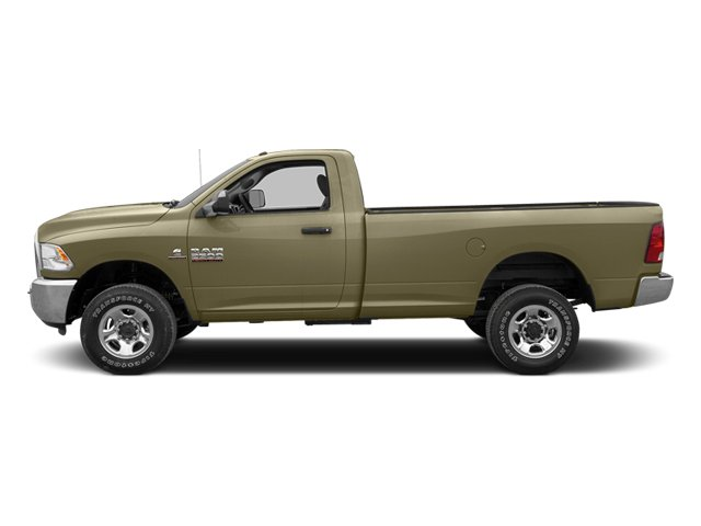 Prairie Pearl 2013 Ram Truck 2500 Pictures 2500 Regular Cab SLT 4WD photos side view