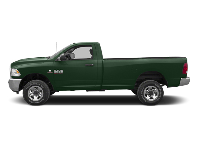 Timberline Green Pearl 2013 Ram Truck 2500 Pictures 2500 Regular Cab SLT 4WD photos side view