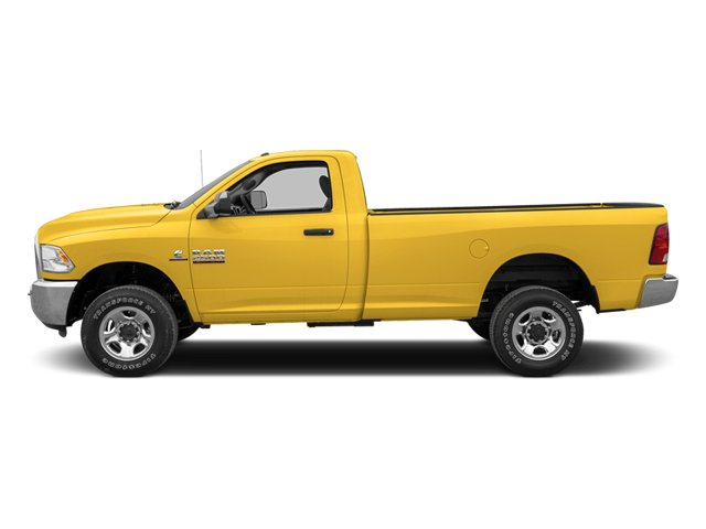 School Bus Yellow 2013 Ram Truck 2500 Pictures 2500 Regular Cab SLT 4WD photos side view