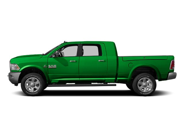 Hills Green 2013 Ram Truck 3500 Pictures 3500 Mega Cab SLT 4WD photos side view