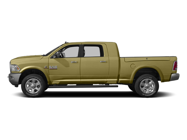Light Cream 2013 Ram Truck 3500 Pictures 3500 Mega Cab SLT 4WD photos side view