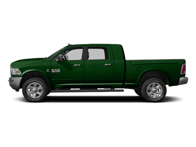 Tree Green 2013 Ram Truck 3500 Pictures 3500 Mega Cab SLT 4WD photos side view