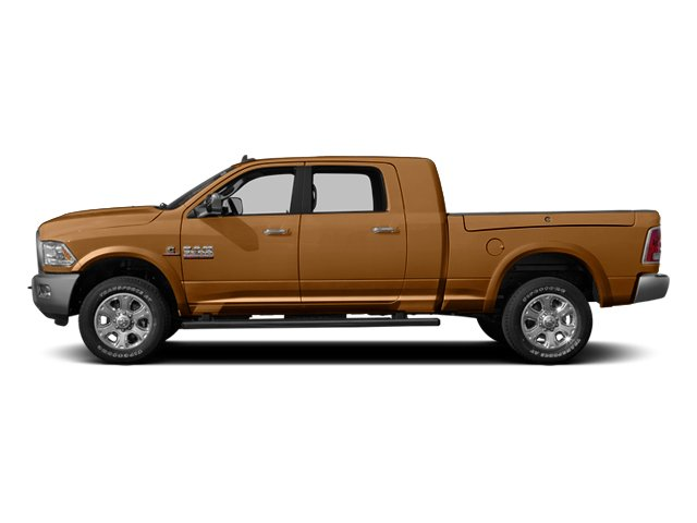 Case Power Tan 2013 Ram Truck 3500 Pictures 3500 Mega Cab SLT 4WD photos side view