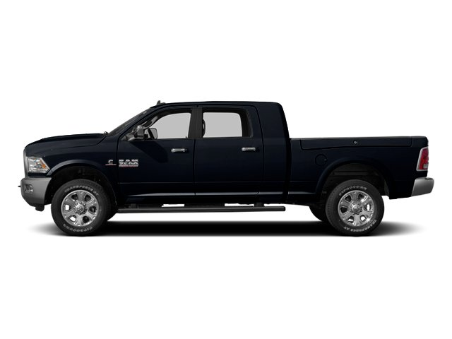 Midnight Blue Pearl 2013 Ram Truck 3500 Pictures 3500 Mega Cab SLT 4WD photos side view