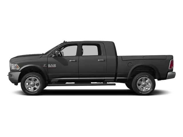 Mineral Gray Metallic 2013 Ram Truck 3500 Pictures 3500 Mega Cab SLT 2WD photos side view