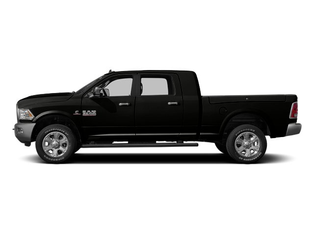 Black 2013 Ram Truck 3500 Pictures 3500 Mega Cab SLT 4WD photos side view