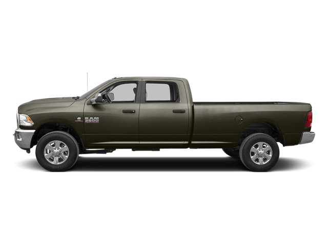 Dark Brown 2013 Ram Truck 3500 Pictures 3500 Crew Cab Tradesman 2WD photos side view