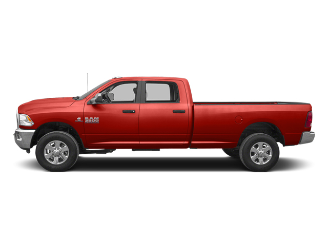 Case IH Red 2013 Ram Truck 3500 Pictures 3500 Crew Cab Tradesman 2WD photos side view