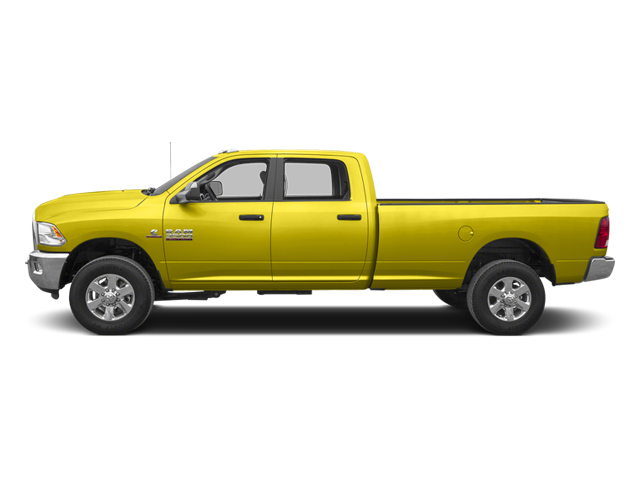 Yellow 2013 Ram Truck 3500 Pictures 3500 Crew Cab Tradesman 2WD photos side view