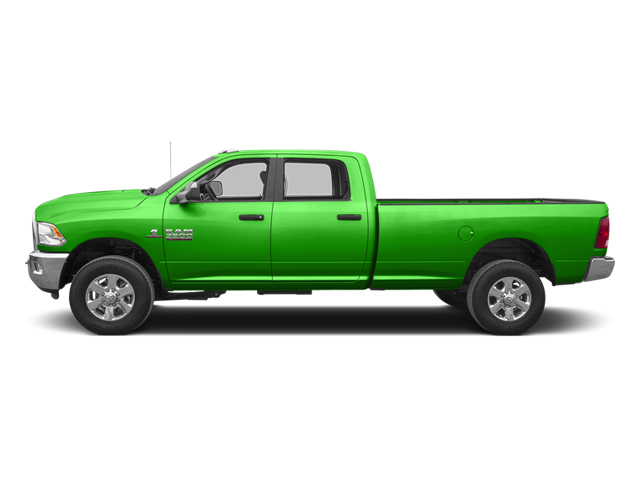 Bright Green 2013 Ram Truck 3500 Pictures 3500 Crew Cab Tradesman 2WD photos side view