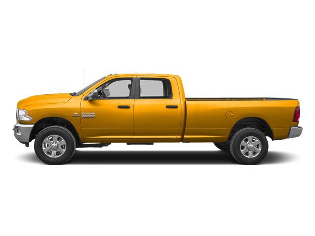Case Construction Yellow 2013 Ram Truck 3500 Pictures 3500 Crew Cab Tradesman 2WD photos side view