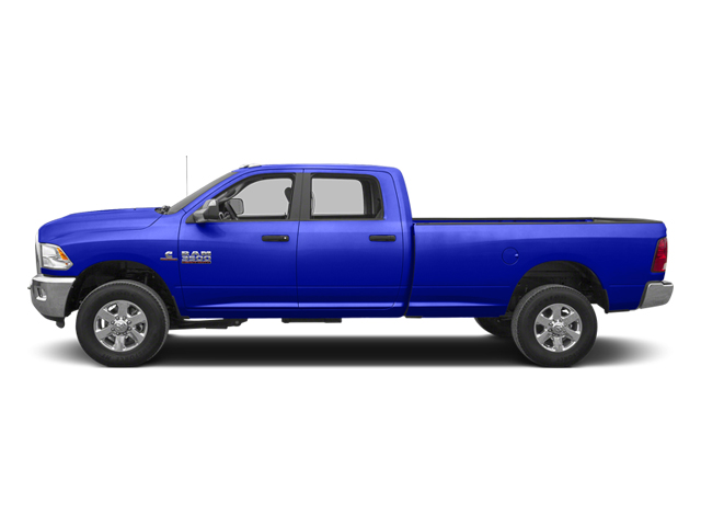 New Holland Blue 2013 Ram Truck 3500 Pictures 3500 Crew Cab Tradesman 2WD photos side view
