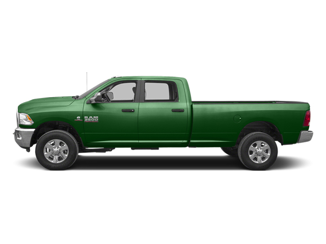 Tree Green 2013 Ram Truck 3500 Pictures 3500 Crew Cab Tradesman 2WD photos side view
