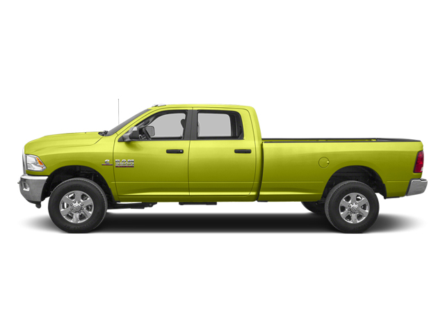 National Fire Safety Lime Yellow 2013 Ram Truck 3500 Pictures 3500 Crew Cab Tradesman 2WD photos side view