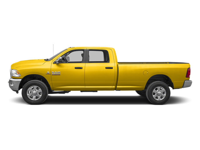 School Bus Yellow 2013 Ram Truck 3500 Pictures 3500 Crew Cab Tradesman 2WD photos side view