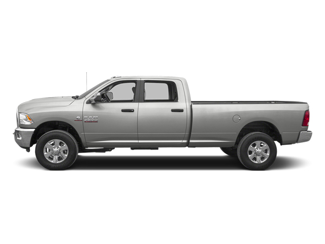 Bright Silver Metallic 2013 Ram Truck 3500 Pictures 3500 Crew Cab Laramie 4WD photos side view