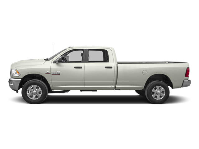 Bright White 2013 Ram Truck 3500 Pictures 3500 Crew Cab Laramie 4WD photos side view