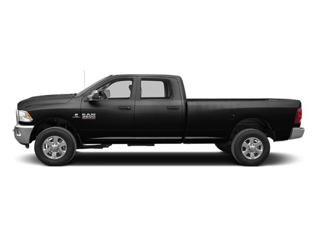Black 2013 Ram Truck 3500 Pictures 3500 Crew Cab Laramie 4WD photos side view