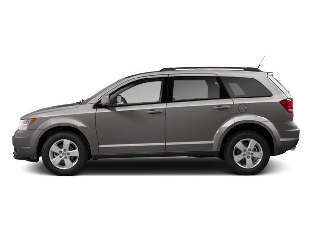 Storm Grey Pearl 2013 Dodge Journey Pictures Journey Utility 4D Crew AWD photos side view