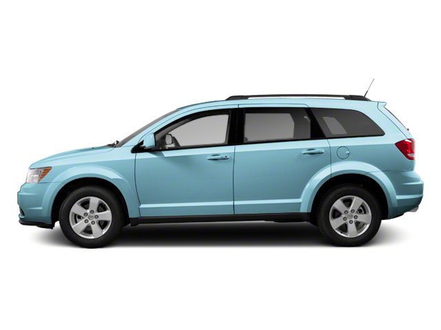 Winter Chill Pearl 2013 Dodge Journey Pictures Journey Utility 4D Crew AWD photos side view