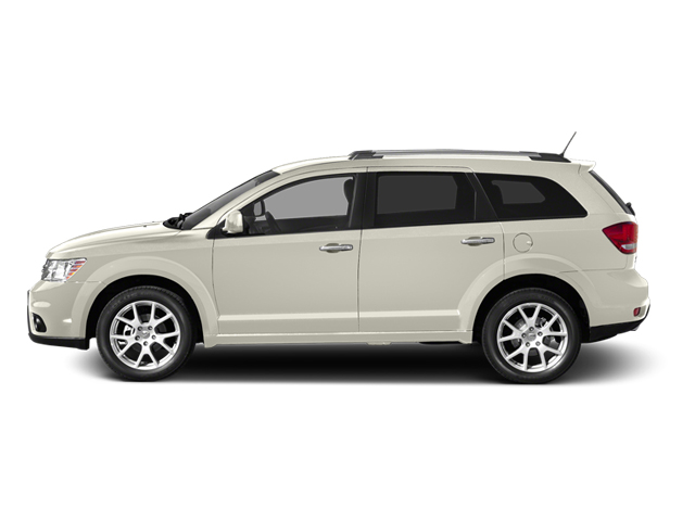Pearl White Tri-coat 2013 Dodge Journey Pictures Journey Utility 4D R/T 2WD photos side view