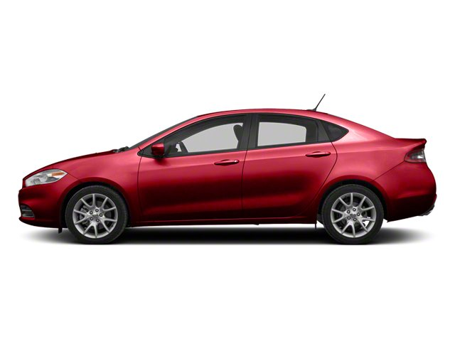 Redline 2-Coat Pearl 2013 Dodge Dart Pictures Dart Sedan 4D GT I4 photos side view